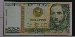 PERU  1000  INTIS  1988     -    (Nº06004) - Pérou
