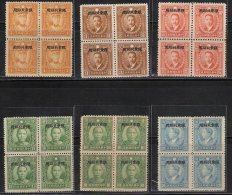 Block 4-North Eastern China 1946 Sun Yat-sen & Martyrs Stamps DNE02 SYS - North-Eastern 1946-48