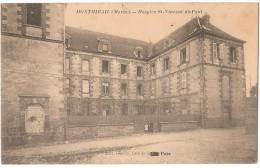 Dépt 51 - MONTMIRAIL - Hospice Saint-Vincent-de-Paul - (Publicité Chicorée Extra à La Cantinière) - Montmirail