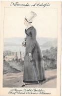 NORMANDES D´AUTREFOIS - Costume - 48 - ROUEN, YVETOT, CAUDEBEC, ELBEUF, GRAND COURONNE, LILLEBONNE - Non Classés