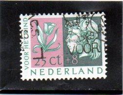 B 1953 Paesi Bassi - Pro Infanzia - Period 1949-1980 (Juliana)