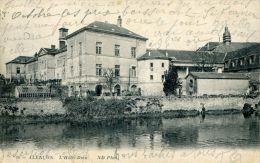 N°37444 -cpa Alençon -l'Hôtel Dieu- - Alencon