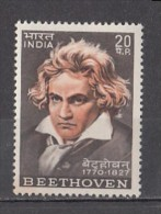 INDIA, 1970, Ludwig Beethoven, Music Composer,  MNH, (**) - India