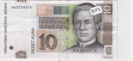 Billets - B1091 - Yougoslavie    - Billet 10 2001( Type, Nature, Valeur, état... Voir 2scans) - Yugoslavia