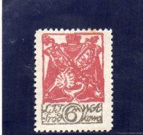 LITUANIE CENTRALE 1920 * - Lituanie