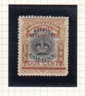 STRAITS SETTLEMENTS - Stamps Of Labaun - 1907 - Altri