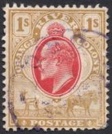 Orange Free State, 1 S. 1903, Sc # 68, Mi # 46, Used (2) - Zuid-Afrika (...-1961)