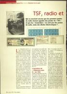 PUBLICITIMBRES - Article De Décembre 2005 - Carnets - TSF, Radio Et Phonographes - - Autres