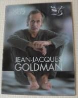 JEAN-JACQUES GOLDMAN - Tournée 2002  Paris Zénith 05/07/02 - Ticket Hologramme - Tickets De Concerts