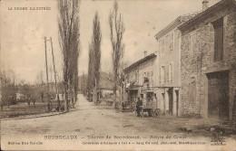 BORDEAUX - Entrée De Bourdeaux - Route De Crest 1911 2 Scans - Frankreich