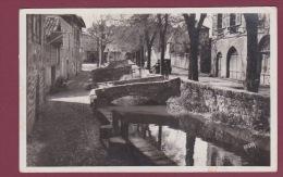 46 - 290314 - FIGEAC - Le Petit Célé (canal De Dérivation Amenant Les Eaux De La Rivière à L'étang Des Trois Moulins) - Figeac