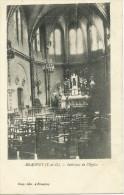 Beaupuy (82) - Intérieur De L'Eglise - Francia