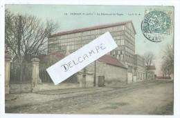 "CPA - Persan - La Fabrique De Tapis "" La C.P.A "" - Persan"