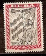 CUBA Yvert # 498 ** Revolución / Revolution - Cuba