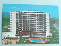 """GANDIA - Playa De Gandia, """" Hotel Tres Anclas"""". - Espagne"""