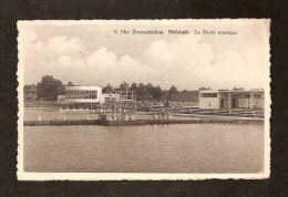 Hofstade Bij Mechelen - Zwemstadion - Sterstempel HOFSTADE (zie 2 Scans) - Zemst