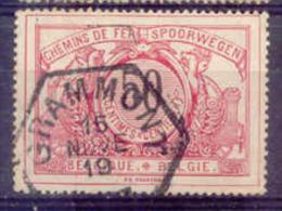 A959 -België Spoorweg Chemin De Fer  Stempel GRAMMONT  6-hoek - Chemins De Fer