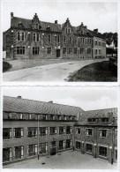 DEFTINGE - St. Vincent Instituut  (2 Kaarten) - Lierde