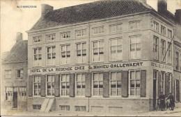 ROUSBRUGGE - Poperinge - Hôtel De La Regence - Chez L. Mahieu-Callewaert - Poperinge