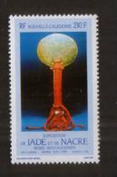 Neukaledonien 872 ** Schmuckausstellung, Jade  // Nouvelle Caledonie (1990) - Nieuw-Caledonië