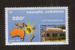 Neukaledonien 879 ** Francophonie // Nouvelle Caledonie (1990) - Nieuw-Caledonië