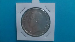 5 FRANCS ARGENT LEOPOLD I 1849 - 1831-1865: Léopold I.