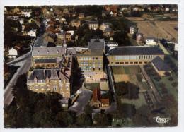 Belgique--HANNUT--Collège Ste Croix--Vue Aérienne ,cpsm 10 X 15  N° 19-99 A   éd Combier Cliché Poncin--pas Très Courant - Hannut