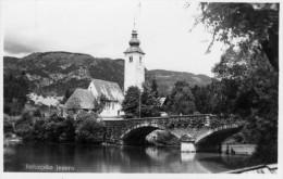 Bohin Lick Bohinsko Jezero 1938 - Slovenia