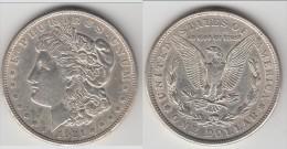 **** USA  - ETATS-UNIS  - 1 DOLLAR 1921 D MORGAN DOLLAR - ARGENT - SILVER **** EN ACHAT IMMEDIAT !!! - EDICIONES FEDERALES