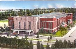 NEW JERSEY-ATLANTIC CITY:  POSTCARD THE WILLIAM NEAL RAYNOLDS COLISEUM. GECKO - Atlantic City