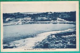 WW - CPA BOUCHES-DU-RHONE (13) - LA COURONNE - CALANQUE DES TAMARIS - France