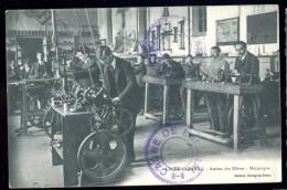 Cpa Du 92 Sceaux Lycée Lakanal Atelier Des élèves -- Mécanique     BOR15 - Sceaux
