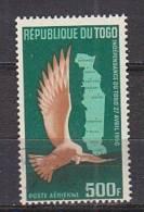 D0277 - TOGO AERIENNE Yv N°36 OISEAUX BIRDS - Togo (1960-...)