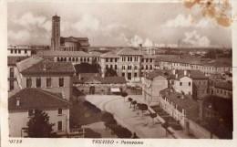 TREVISO-PANORAMA-1926-GAR ATTI-BICICLETTE E MOTO - Treviso