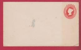 CANADA  //  ENTIER POSTAL  //  2 CENTS  //  VIERGE - 1860-1899 Regering Van Victoria