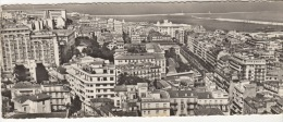 ALGER- VUE GENERALE- CARTE PANORAMIQUE - Algerien