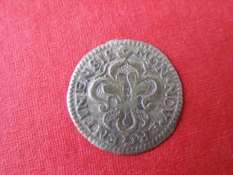 STRASBOURG  BB  LOUIS XIV. 1 SOL De1684  Et 1 De  2 SOLS DE 1683 PLUS DEUX 11 SOLS A L ECU - 1643-1715 Louis XIV. Le Grand