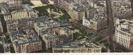 ALGER-GRANDE POSTE BOULEVARD LAFERRIERE- CARTE PANORAMIQUE - Algiers