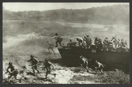 Romania,  Infantry  Maneuver. - Manoeuvres