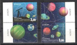Bosnia – Croatian Post Mostar – Europa 2009. Astronomy  MNH With Tab - Bosnia And Herzegovina