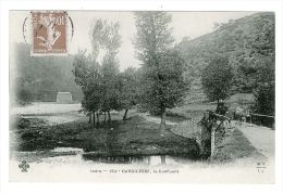 36 - B4336CPA - GARGILESSE - Le Confluent - Parfait état - INDRE - France