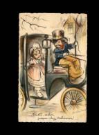 ILLUSTRATEURS - GERMAINE BOURET - Cocher - Bouret, Germaine