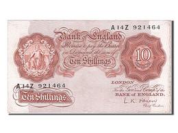 Grande Bretagne, 10 Schillings, Type 1948 - …-1952 : Before Elizabeth II