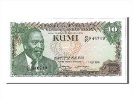 [#107948] Kenya, 10 Shillings Type J. Kenyatta - Kenya