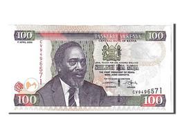 Kenya, 100 Shillings Type D. Toroitich - Kenya