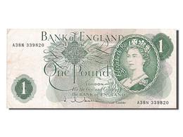 [#254865] Grande Bretagne, 1 Livre, Type Elisabeth II - 1952-… : Elizabeth II