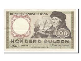 Pays-Bas, 100 Gulden Type Erasmus - 100 Florín Holandés (gulden)