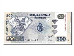 [#107952] Congo, 500 Francs Type 2002 - Zonder Classificatie