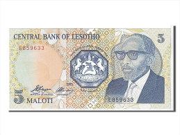 [#107933] Lesotho, 5 Maloti Type Moshoeshoe II - Lesotho