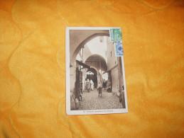 CARTE POSTALE ANCIENNE CIRCULEE DE 1932. / 10. TETUAN. - ENTRADA DE UNA MEZKITA / MAROC ESPAGNOL A PARIS / CACHET + TIMB - Otros